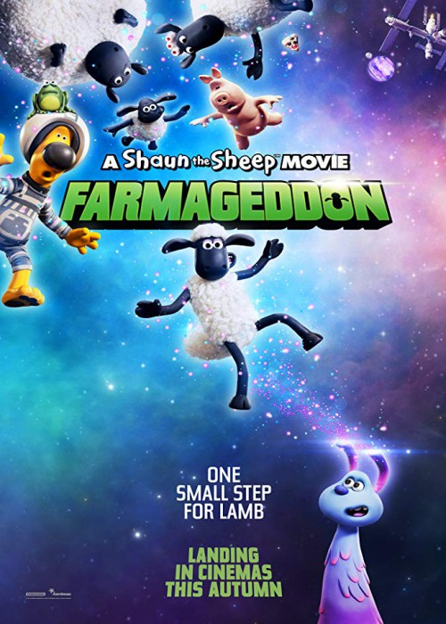 دانلود فیلم A Shaun the Sheep Movie: Farmageddon 2019