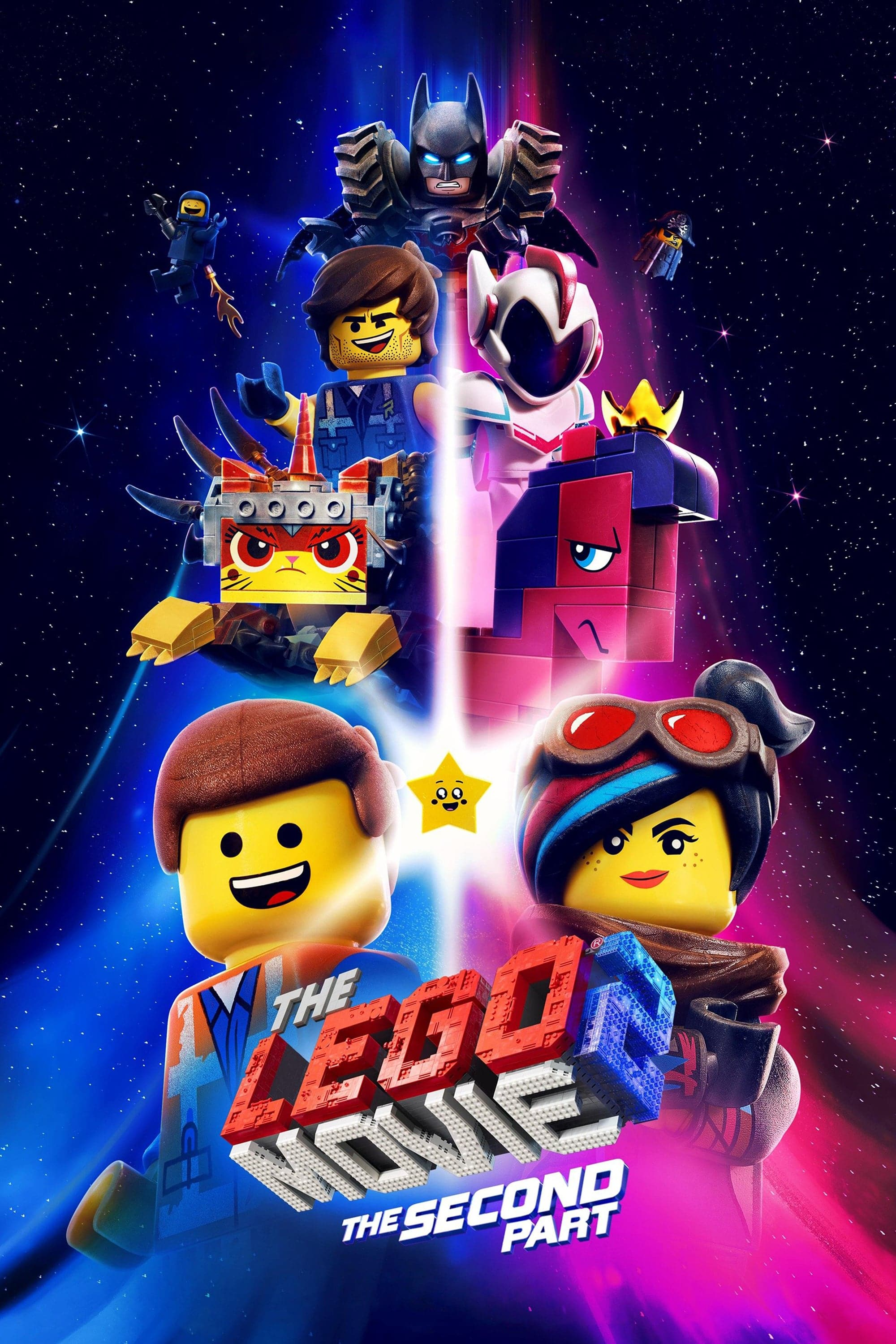 دانلود فیلم The Lego Movie 2: The Second Part 2019