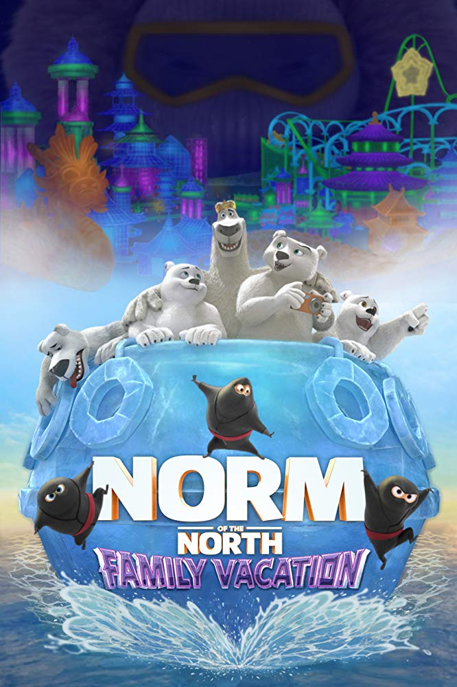 Norm of the North: Family Vacation 2020