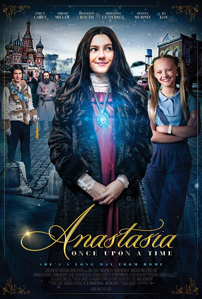 Anastasia: Once Upon a Time 2019