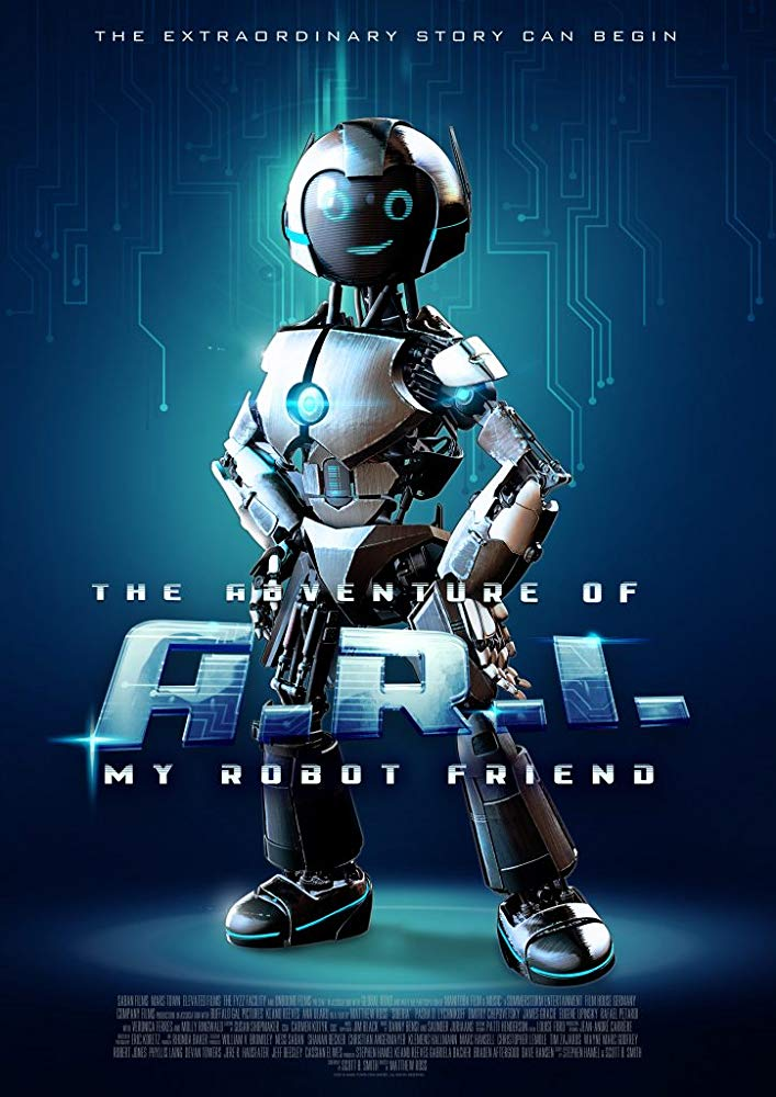 The Adventure of A.R.I.: My Robot Friend 2020